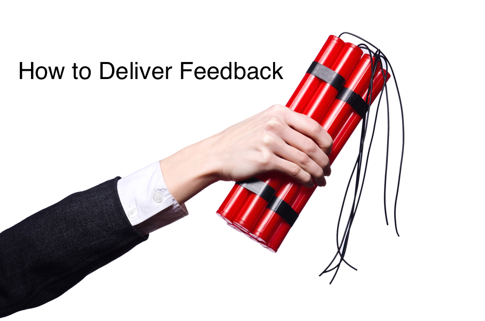Feedback isn't easy to hear - but it can be just as hard to give. Here's how to do it effectively.