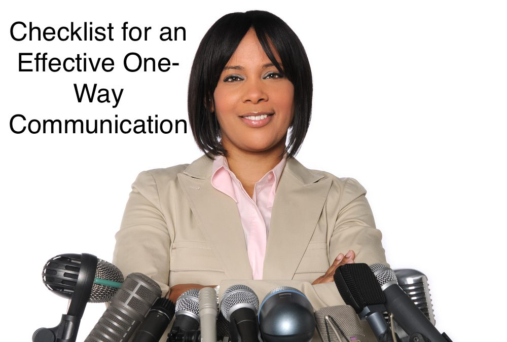 Tips for how to have an efficient and productive communication with someone