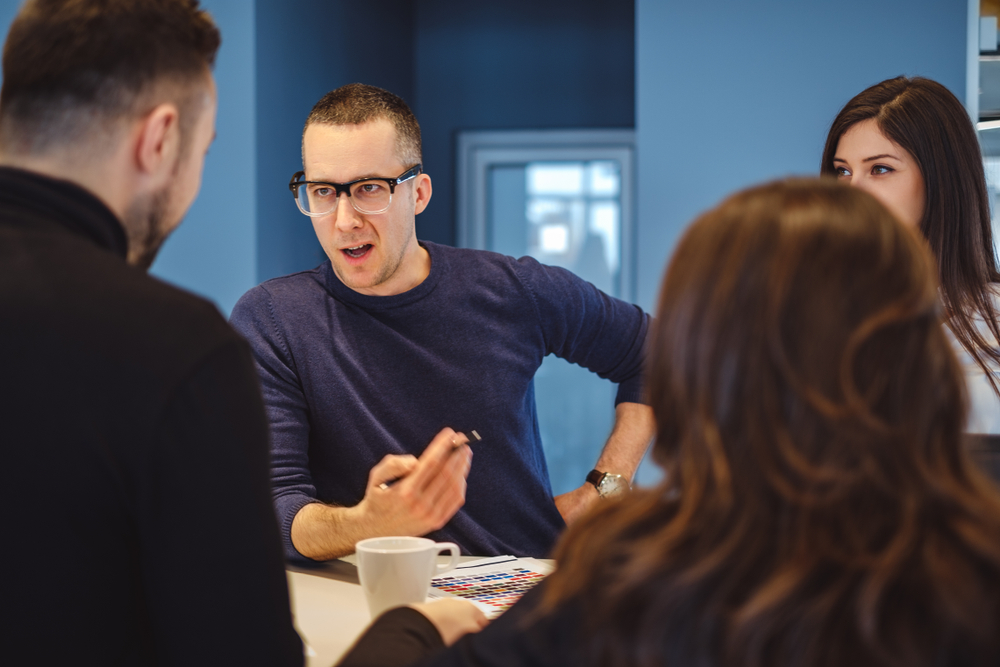 Dissent, disagreement, and diversity of thought are critical to high performing teams. Here's how to start to build a productive conflict habit on your team.