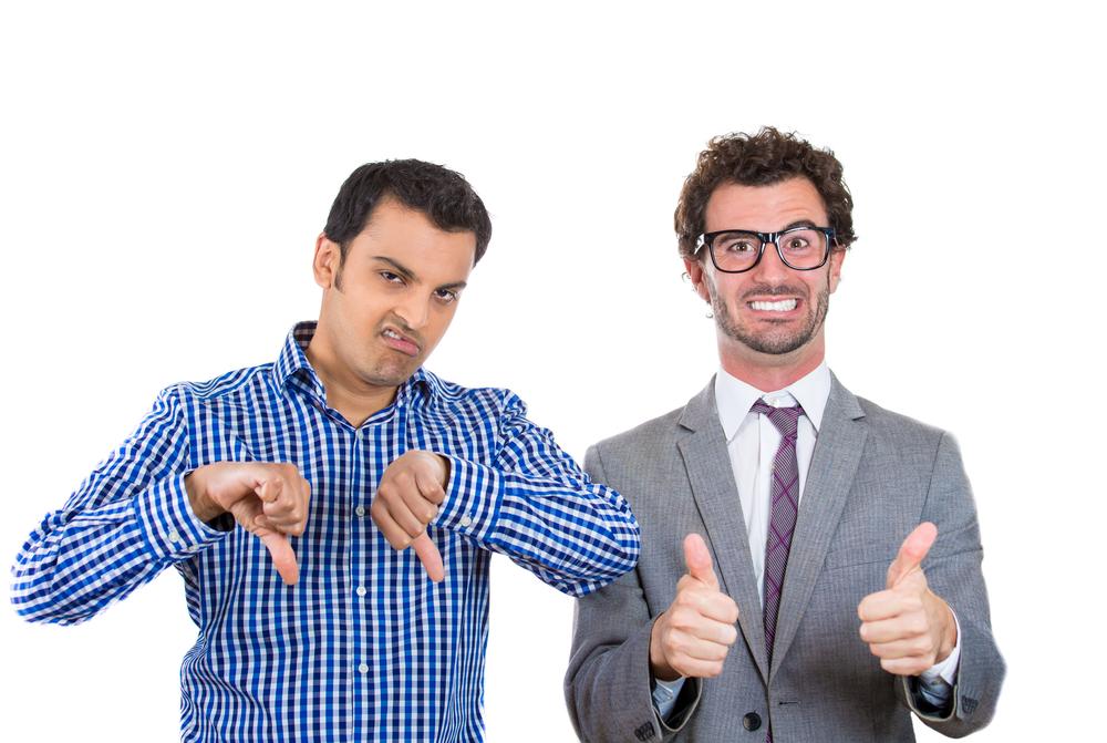 Optimists, Skeptics, and Cynics