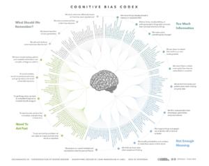 Framework of cognitive biases